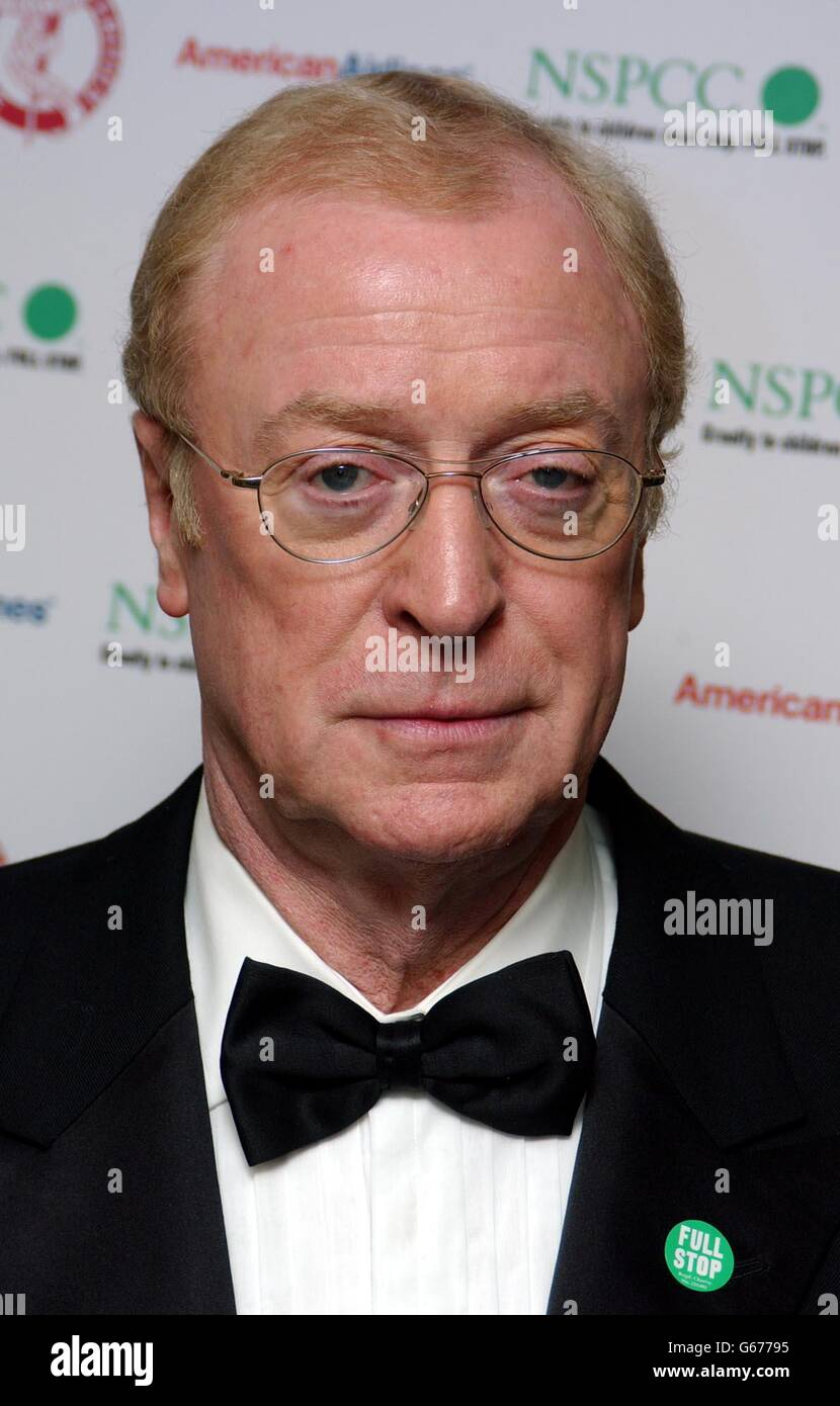 Caine - Film Critic Awards Stock Photo