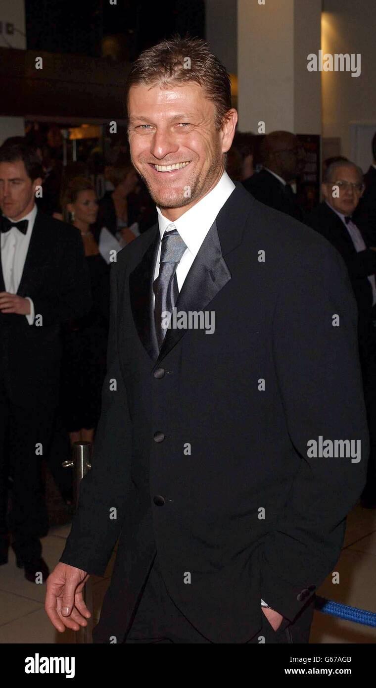 ORANGE BAFTAS Sean Bean Stock Photo