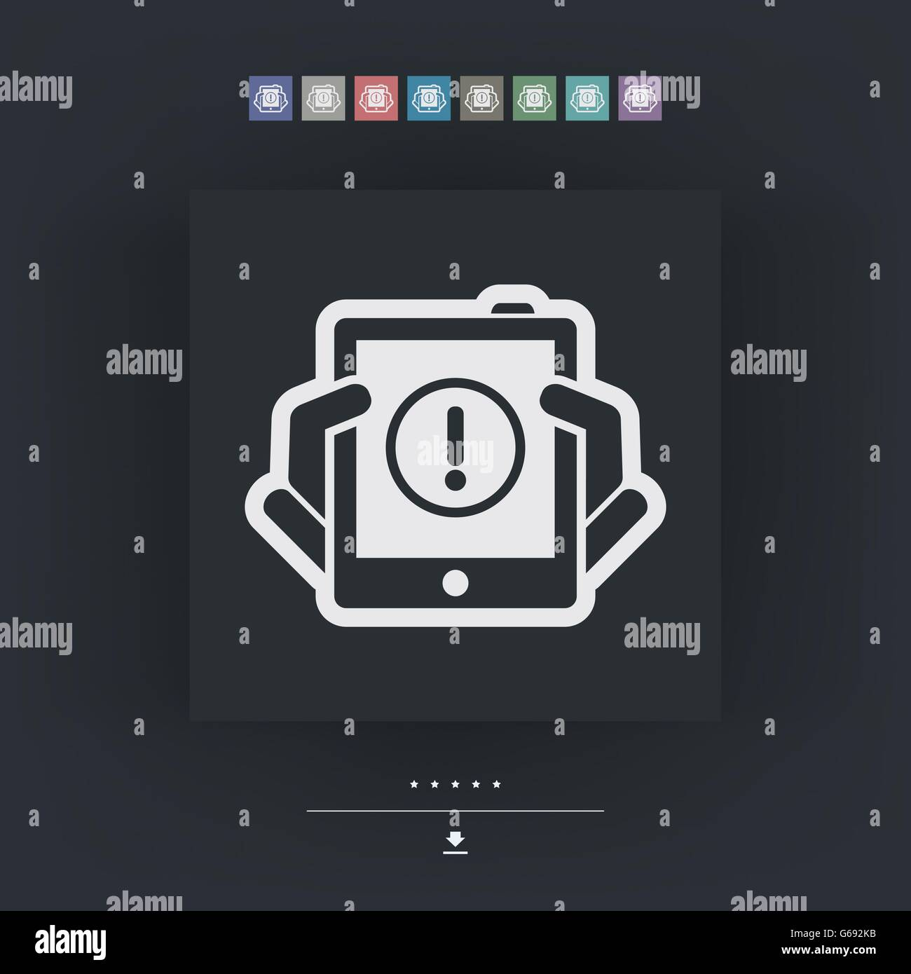 Signals Stock Vector Images Alamy