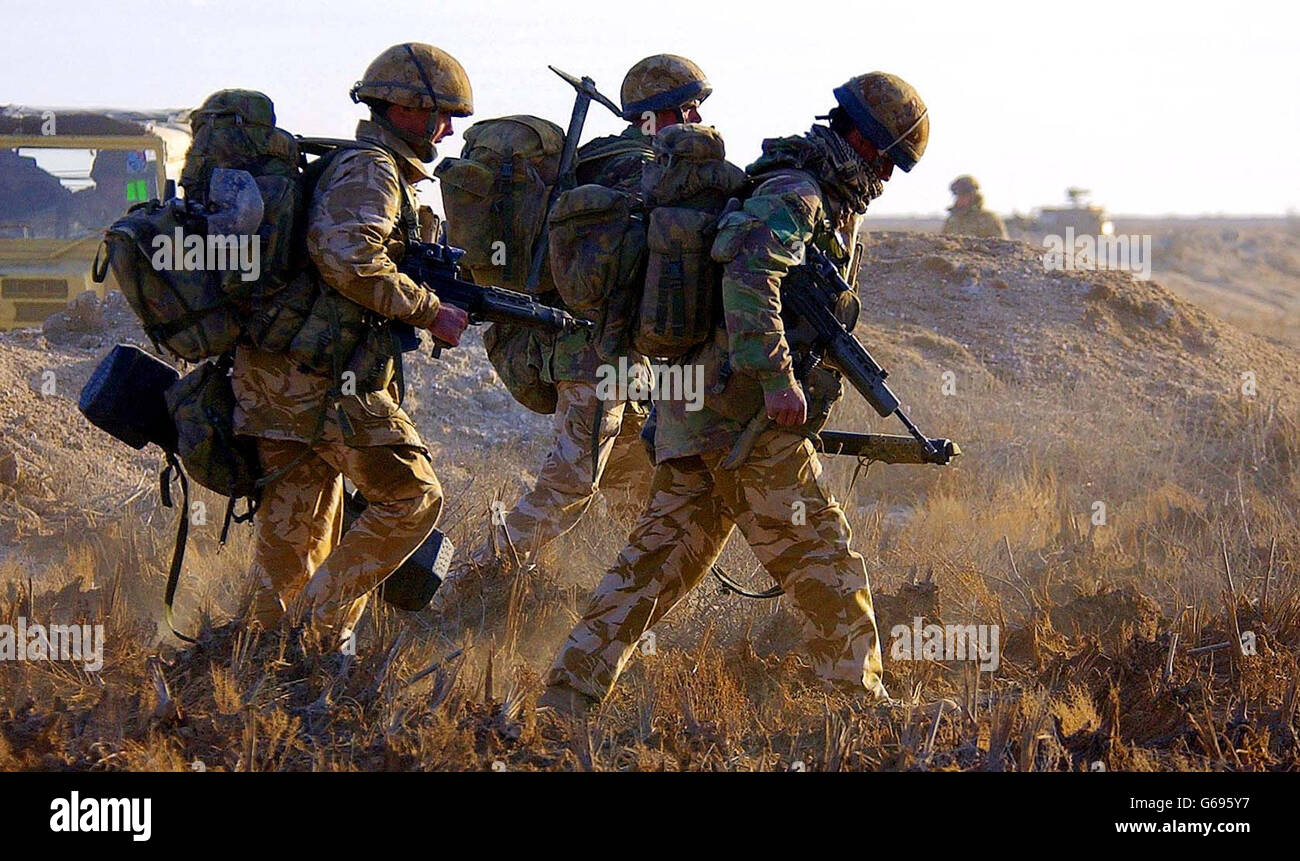 Battalion Commander Of 3rd Battalion Stock Photos & Battalion ...