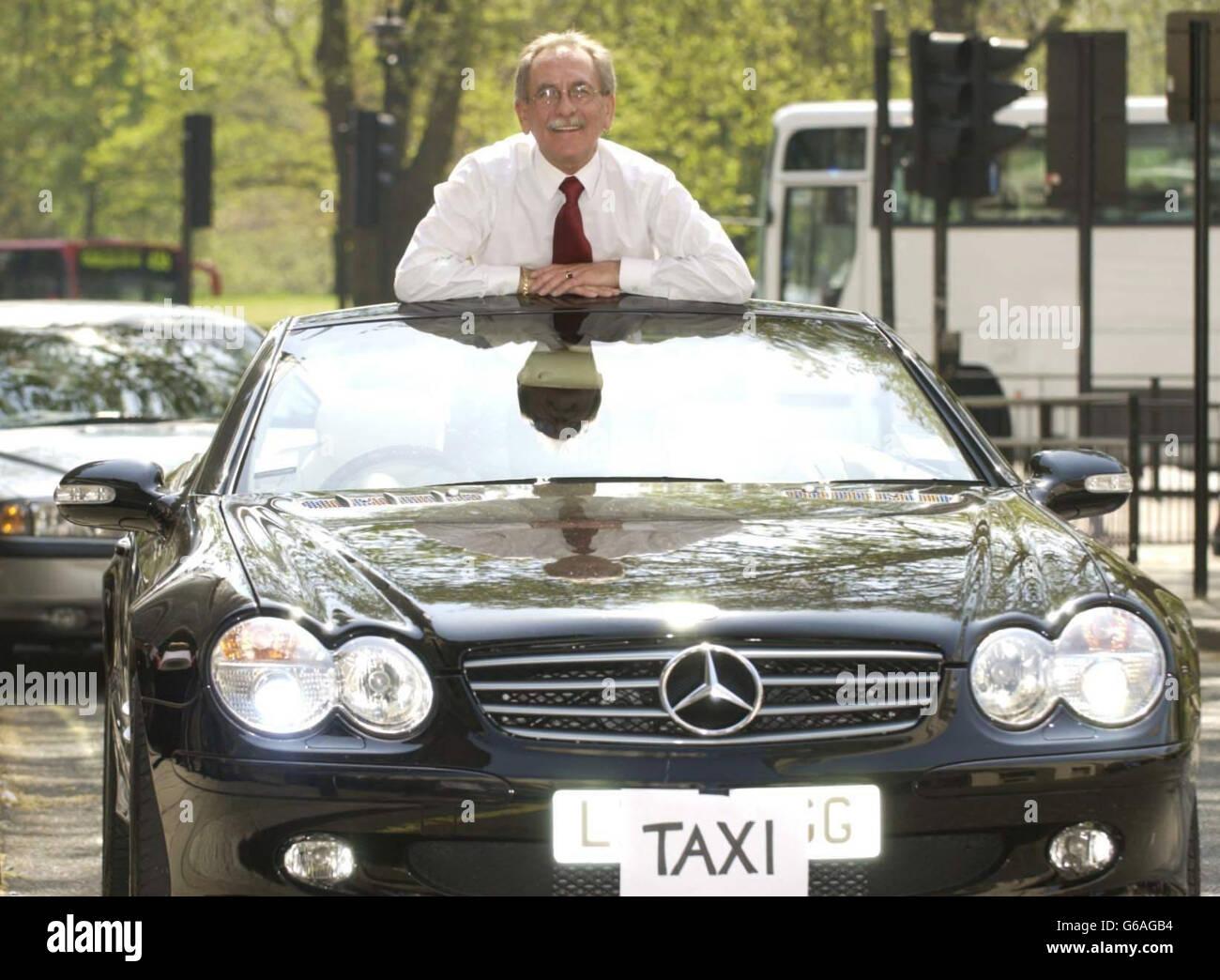 Social Lottery Winner Millionaire Luxury Car Driving Photo Stock