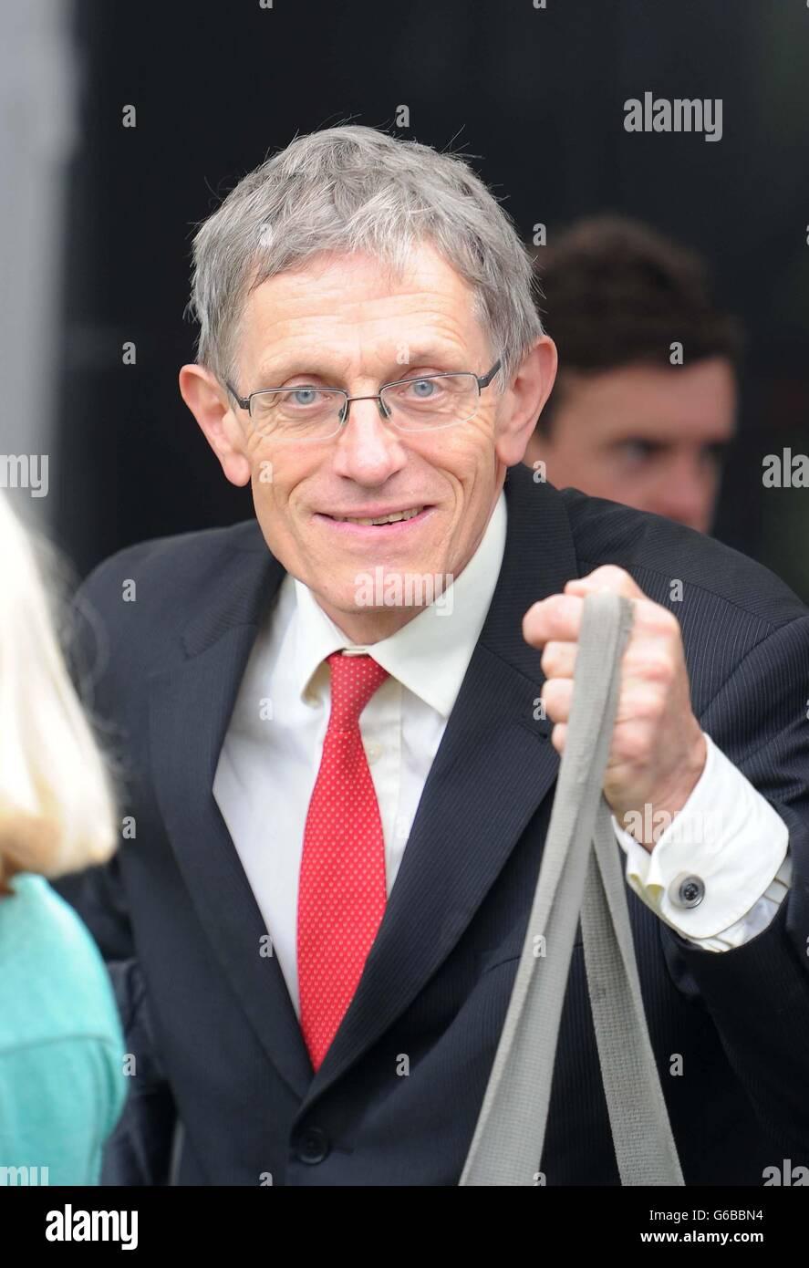 Simon Calder, travel journalist and writer, 'Simon Calder' - Stock Image