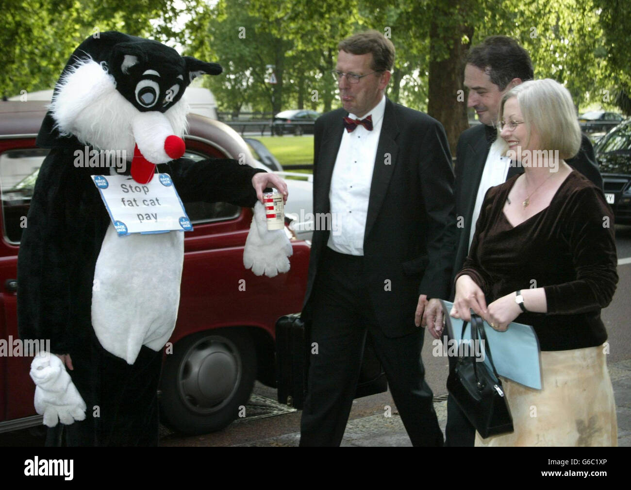 British Industry Annual Dinner - Stock Image