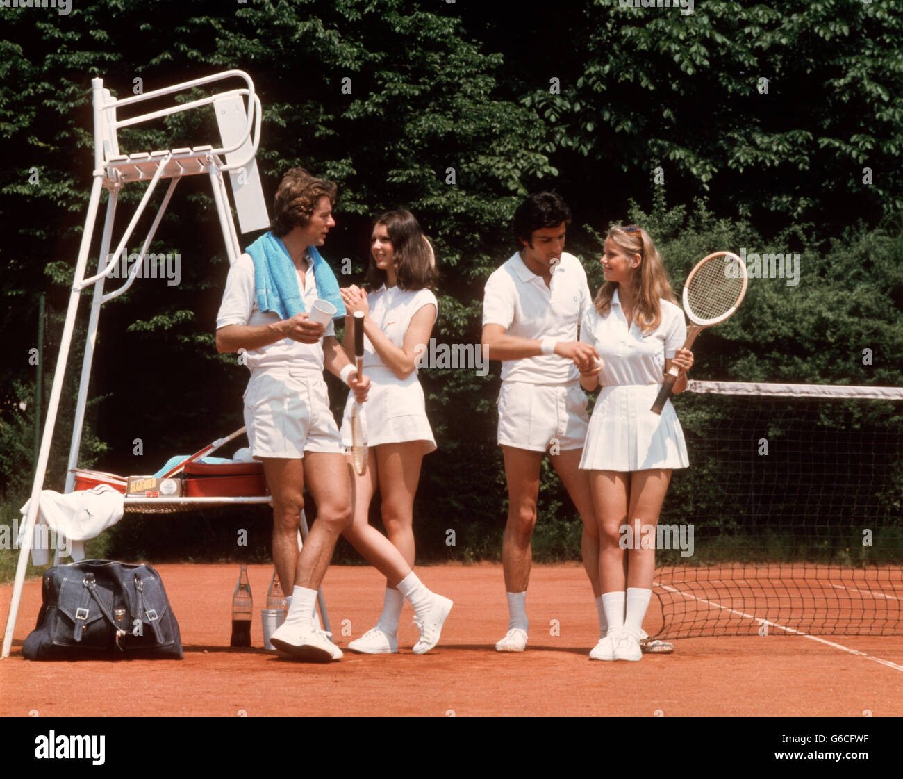 80's tennis clothes for oferta