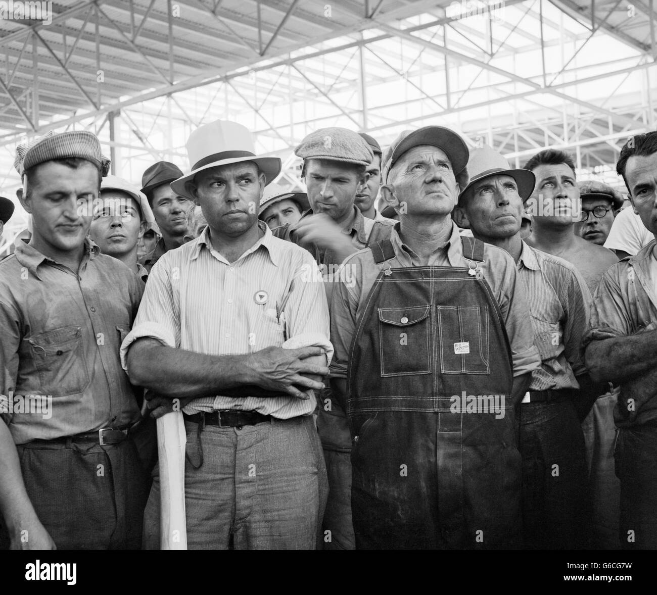 1930s 1940s Men Stock Photos & 1930s 1940s Men Stock ...