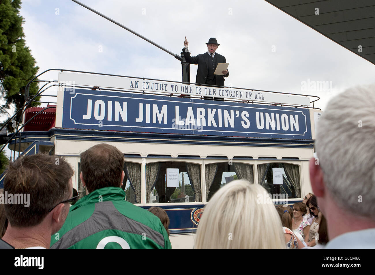 On Union Representation At The Dublin United Tramway Company