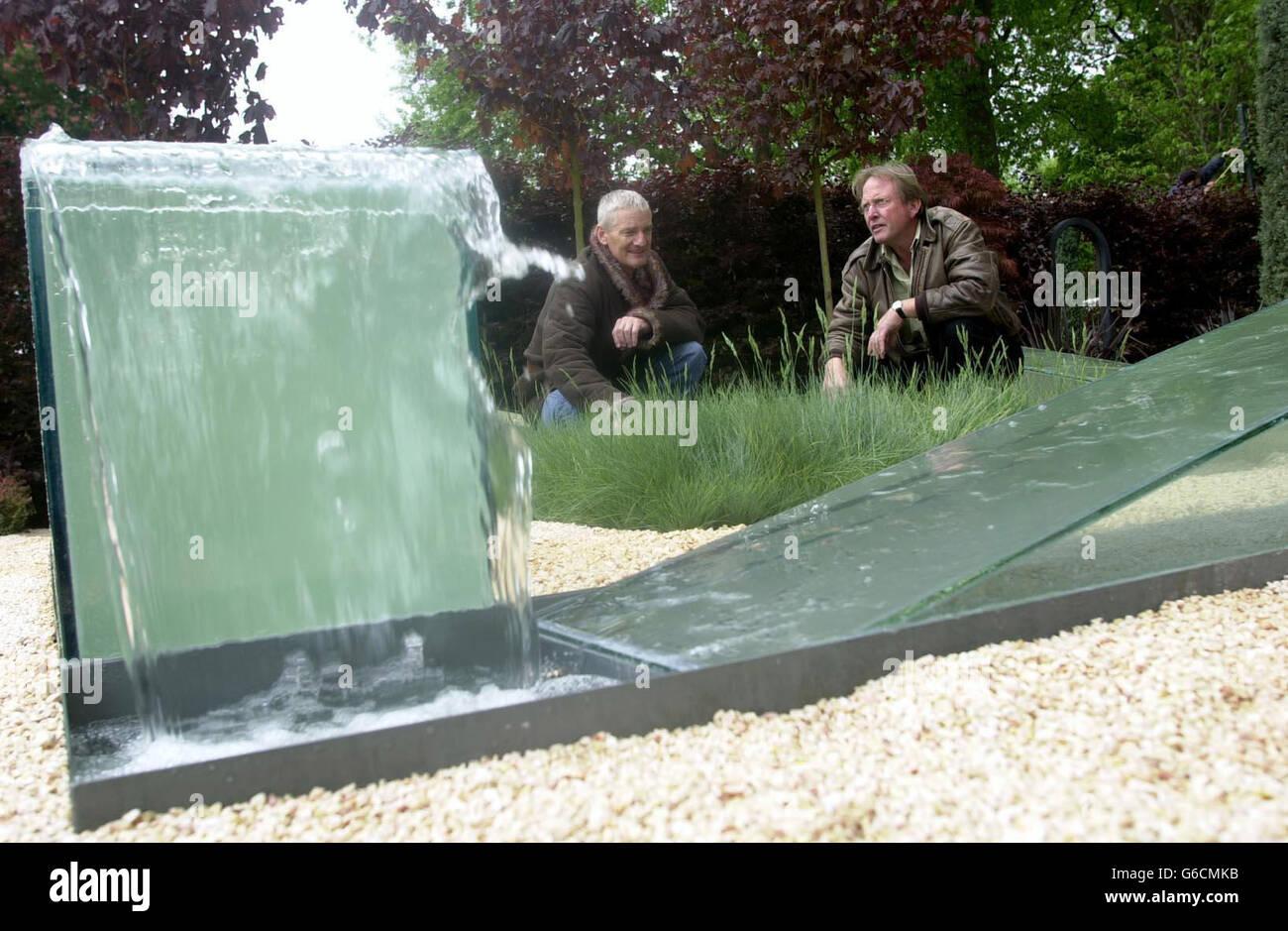 the wrong garden - dyson & honey stock photo: 107229791 - alamy