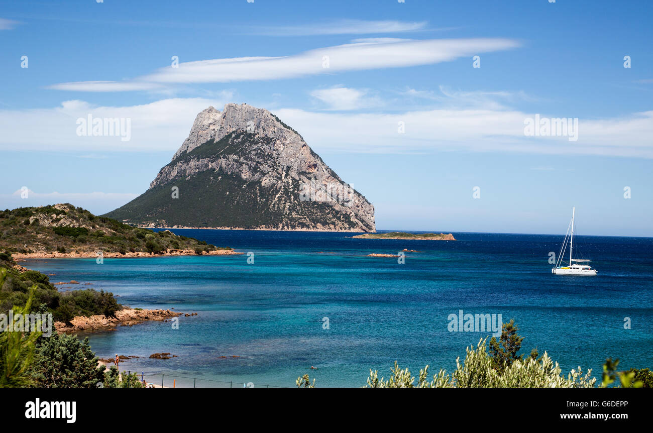 Tavolara - the smallest island kingdom