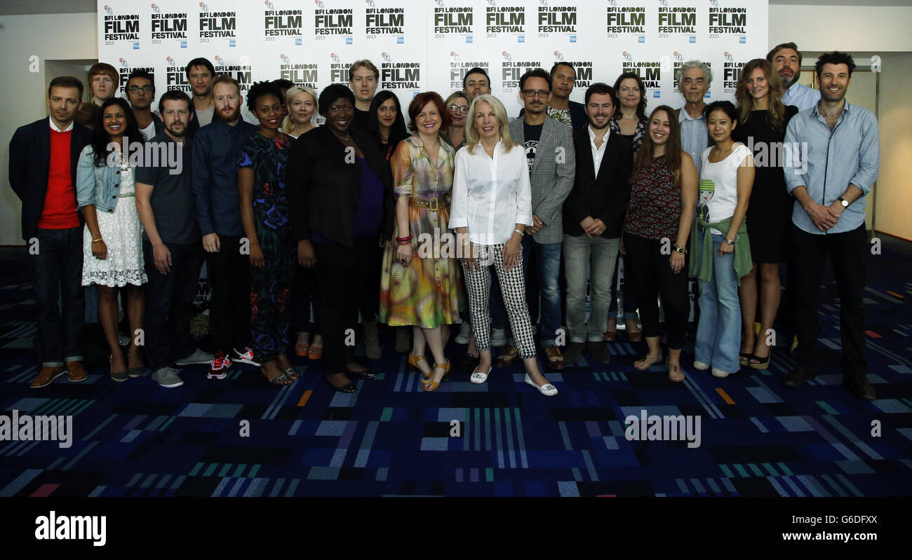 BFI London Film Festival 2013 - Launch - Stock Image