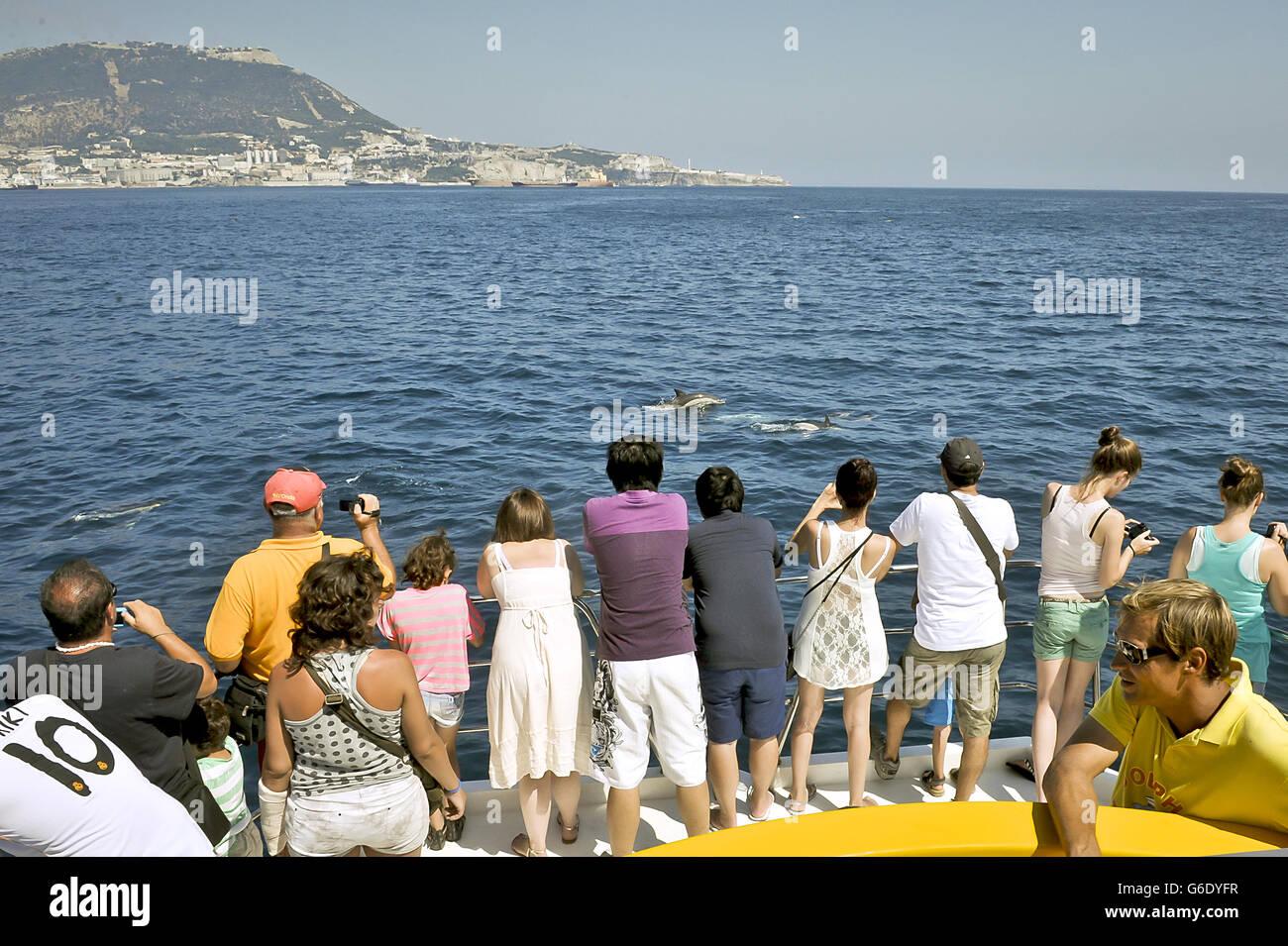Travel Stock - Gibraltar - Stock Image