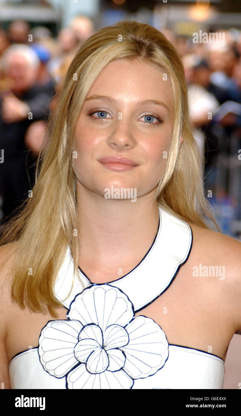 Watch Romola Garai video