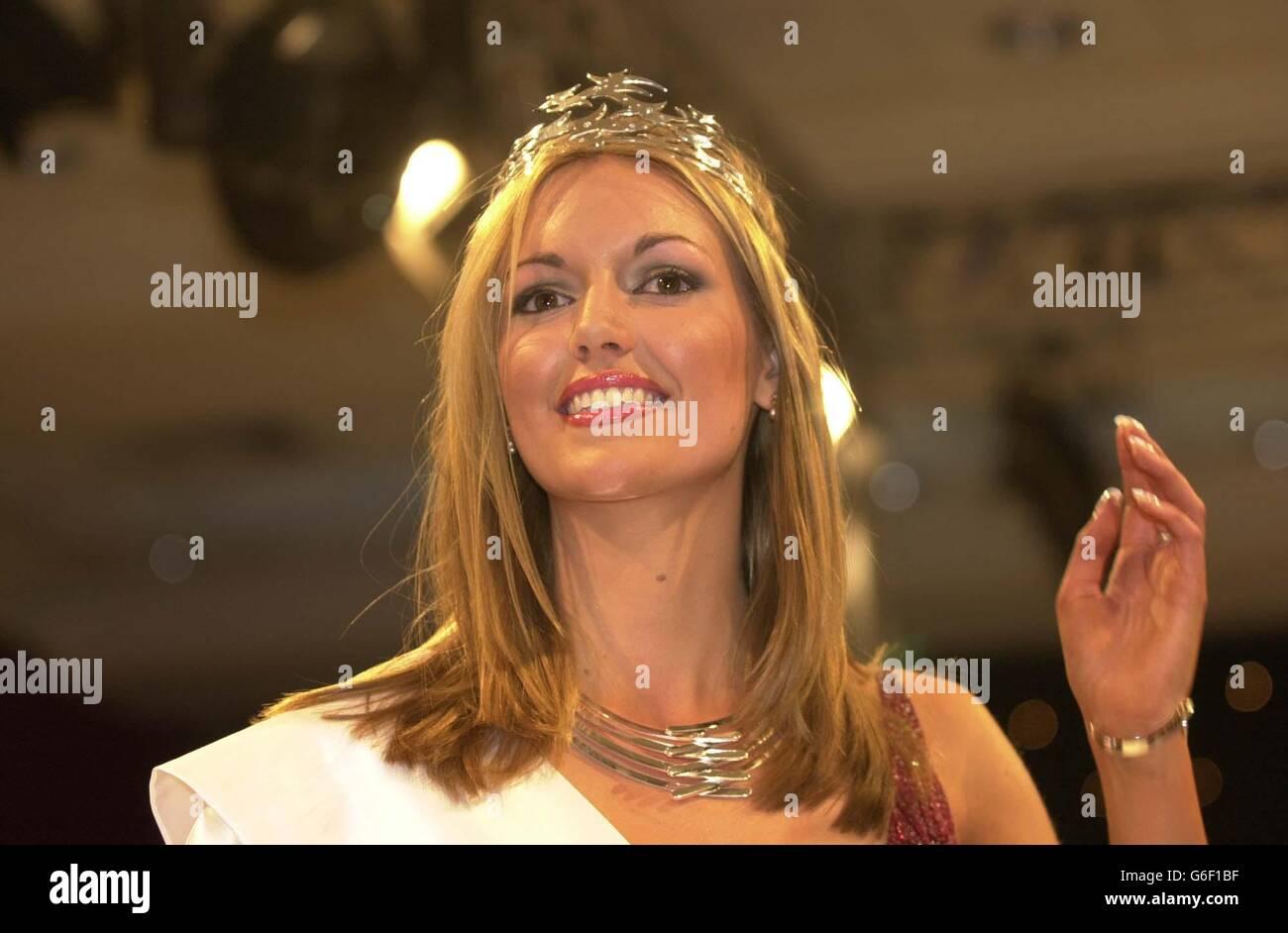 Miss ireland rosanna davison stock photo 107280531 alamy miss ireland rosanna davison altavistaventures Choice Image