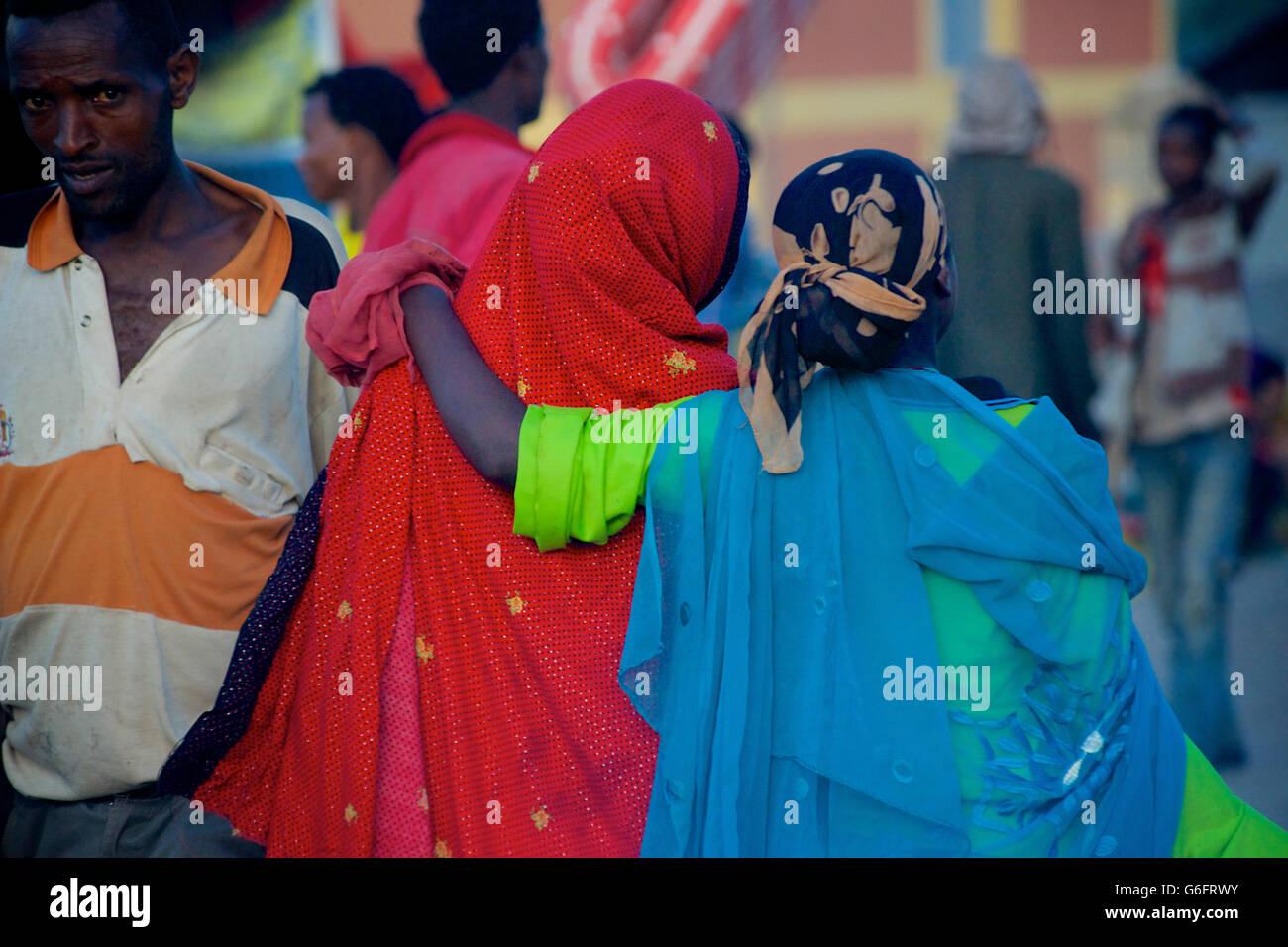 Harari women