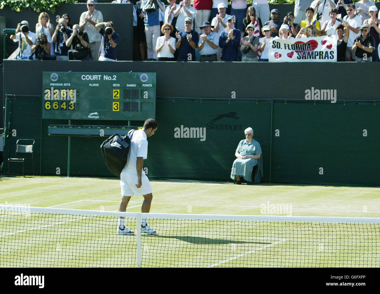 TENNIS US_Open 2 - Stock Image