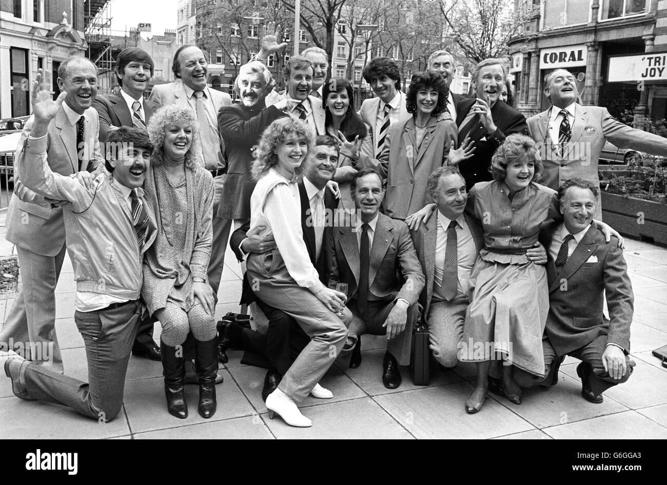 Theatre - Theatre of Comedy Company - London - Stock Image