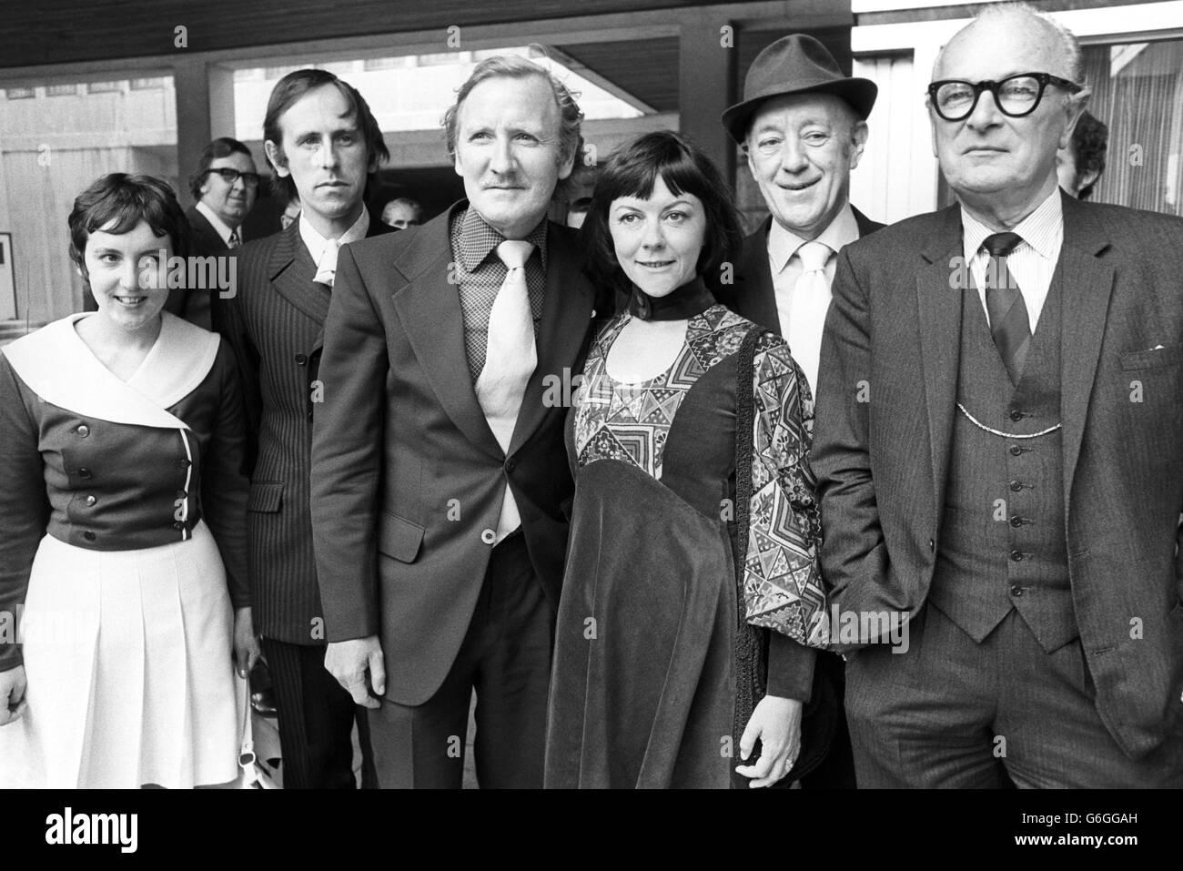 Entertainment - Shaftesbury Theatre Petition - London - Stock Image
