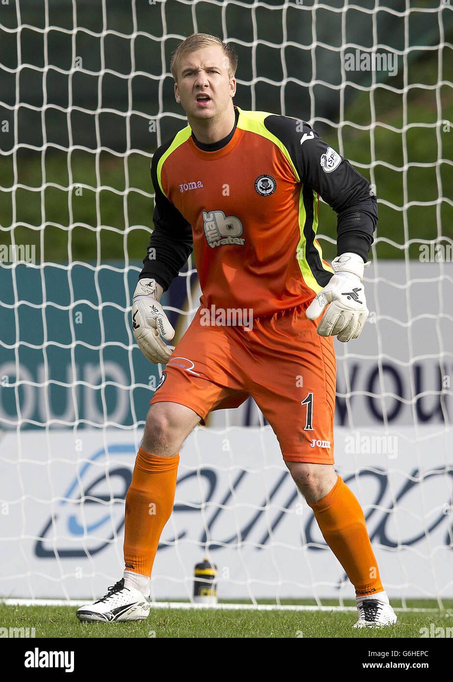 Soccer - Scottish Premiership - Partick Thistle v Celtic - Firhill - Stock Image