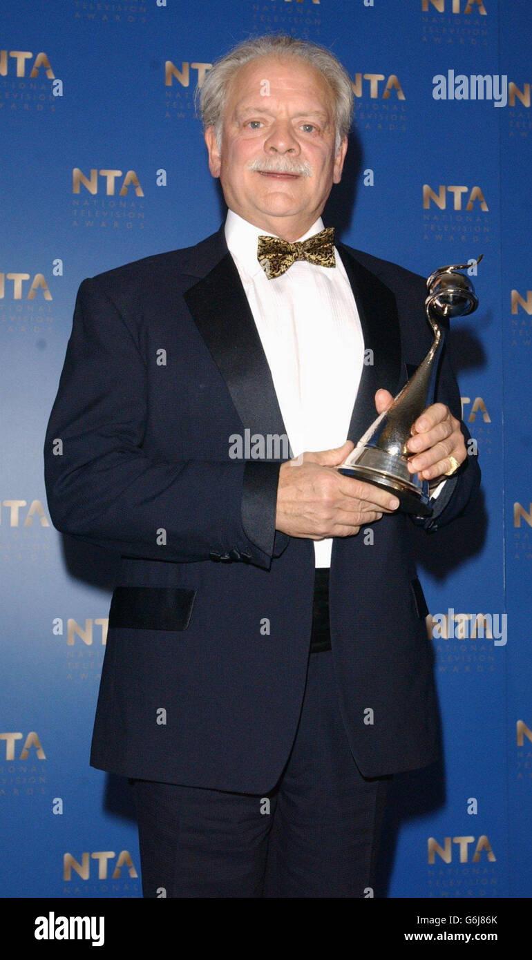 National Television Awards 2003 - Royal Albert Hall, Central London - Stock Image