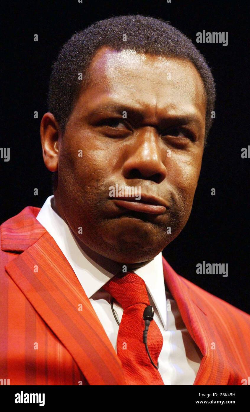 Showbiz Lenny Henry Photocall
