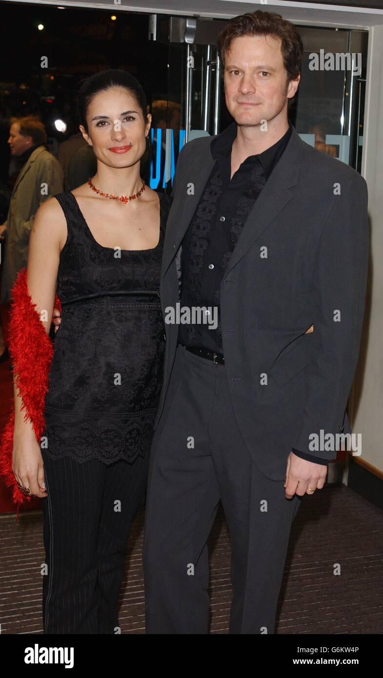 Love Actually Premiere - Stock Image