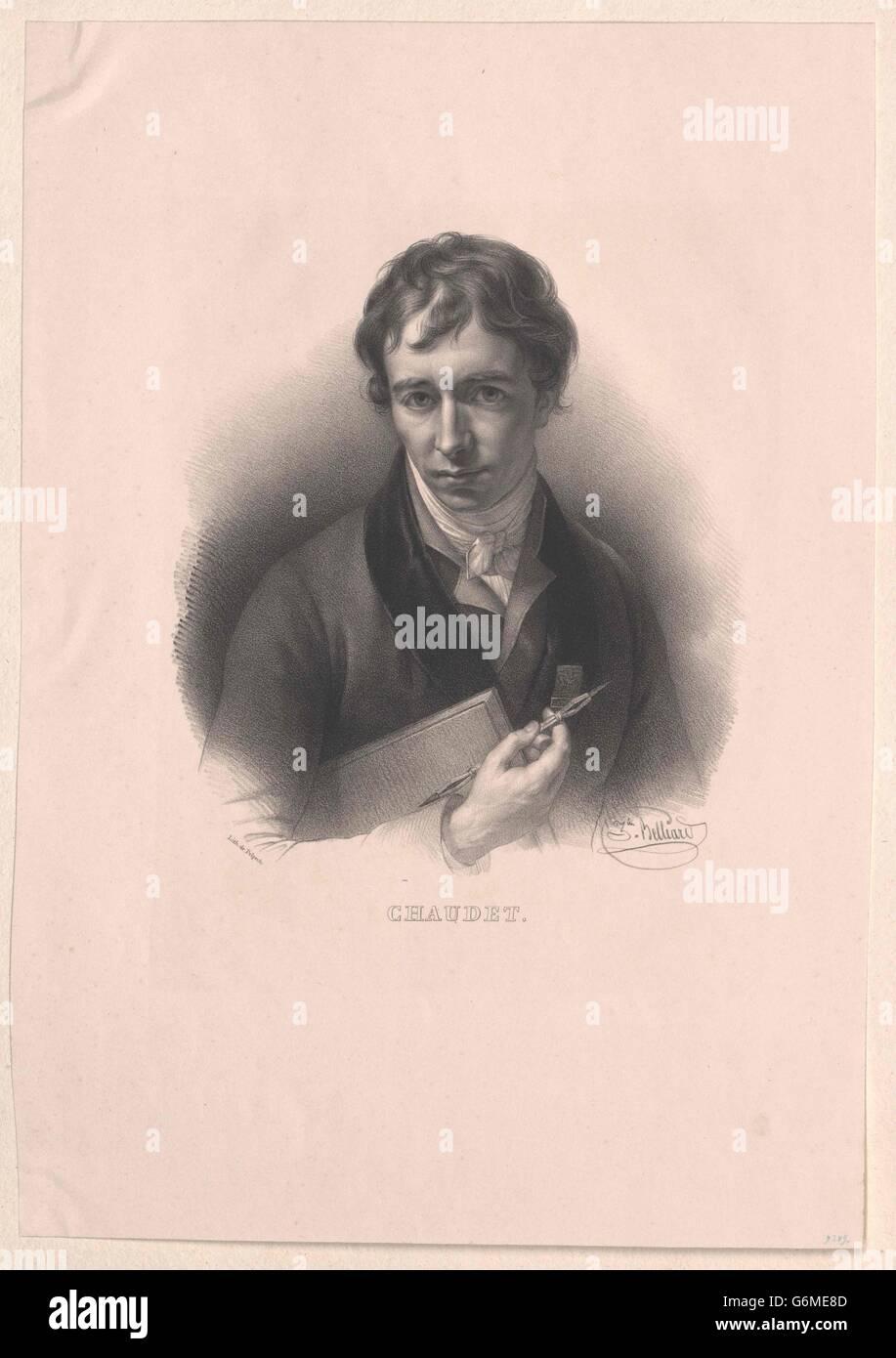 Chaudet, Antoine-Denis - Stock Image