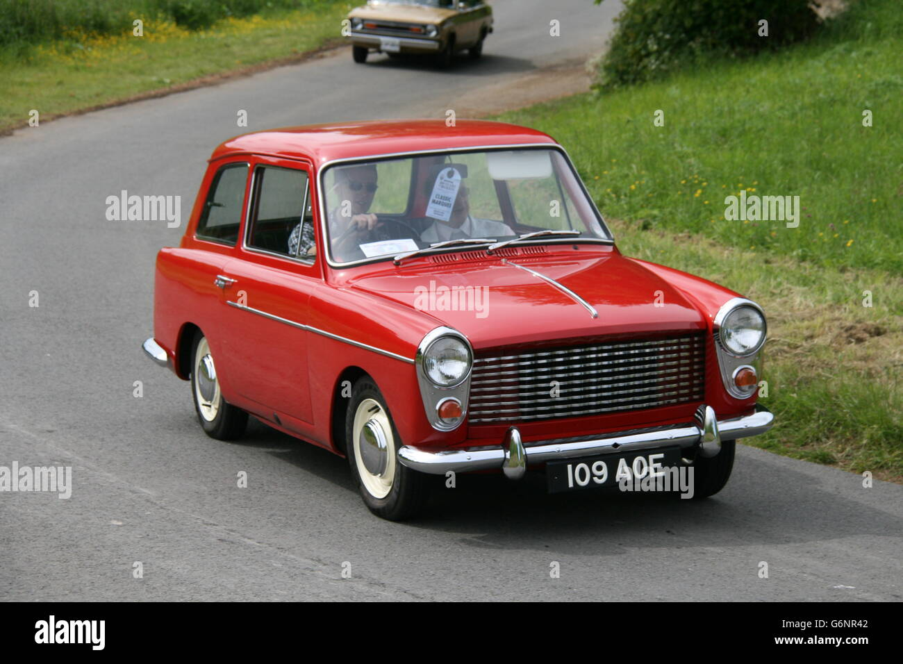 Classic Car Show Oxfordshire