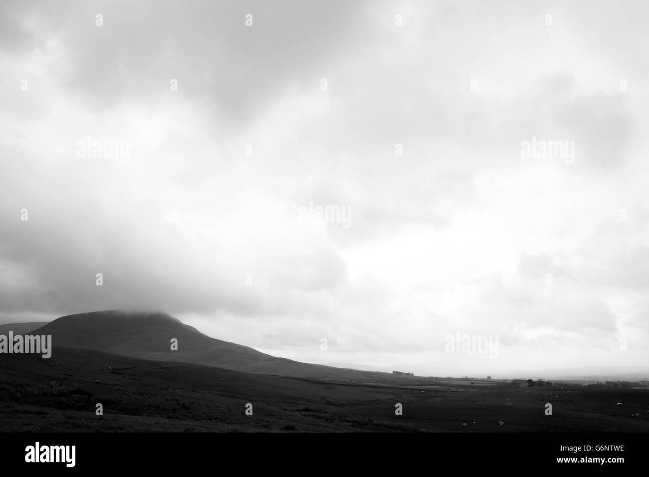 Roman Fell, Eden Valley, Cumbria, England, UK - Stock Image