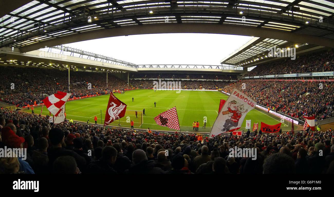 Vs Liverpool 2 0 Oldham: Spion Kop Stock Photos & Spion Kop Stock Images
