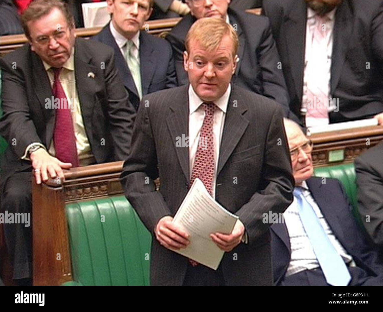 prime ministers question time