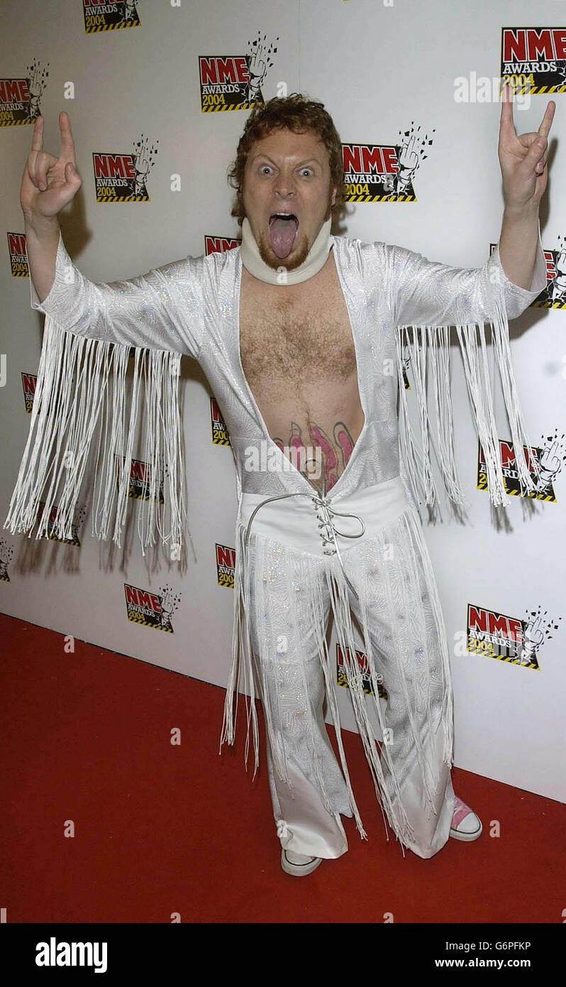Avid Merrion NME Awards 2004 - Stock Image