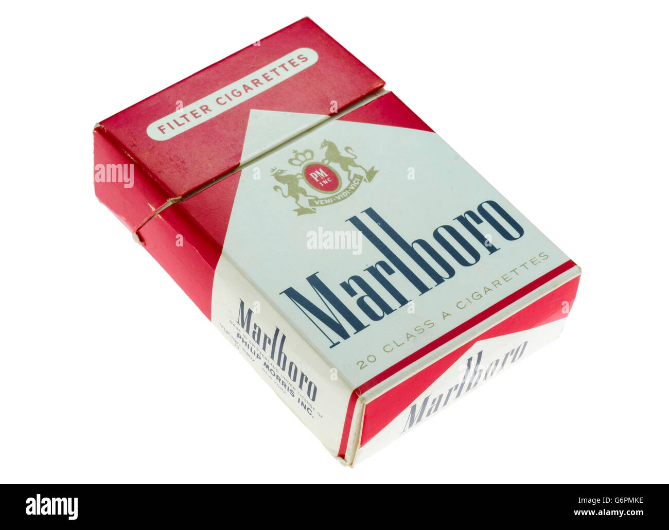 How much is a pack of cigarettes Marlboro cost in Rhode Island