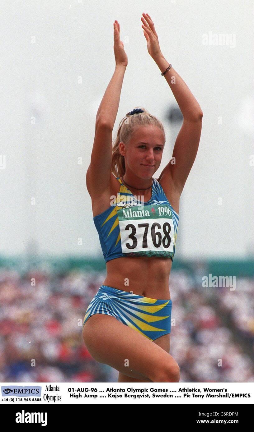 Kajsa Bergqvist high jumping Kajsa Bergqvist high jumping new pictures