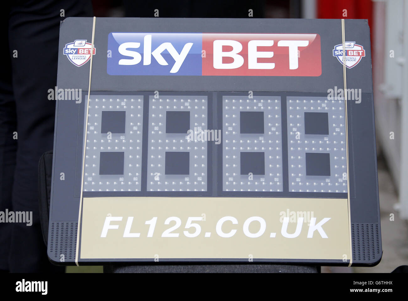 Soccer - Sky Bet Championship - Middlesbrough v Blackburn Rovers - Riverside - Stock Image