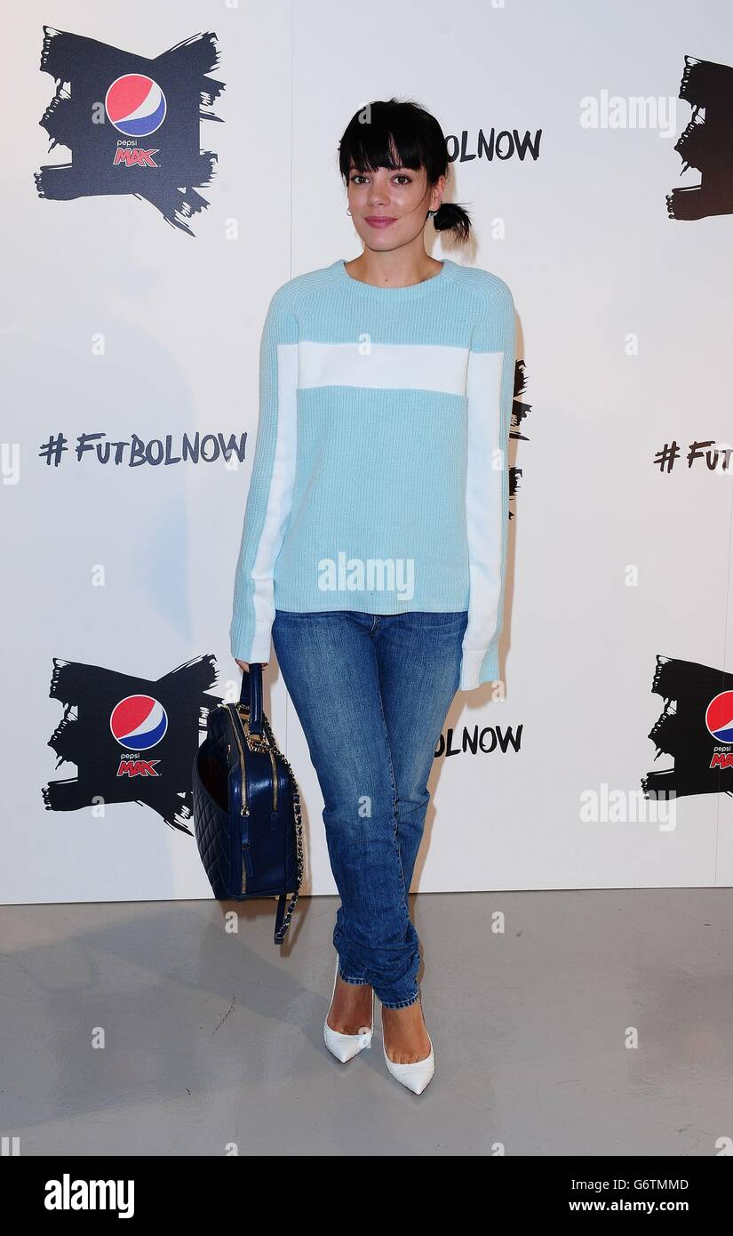 Art of Football launch party - London - Stock Image