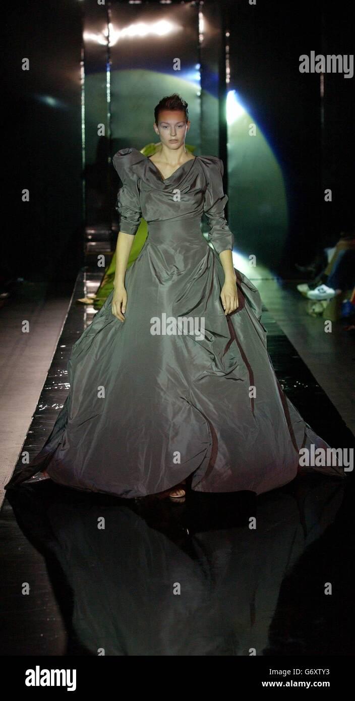 3ae67e45d0e Vivienne Westwood Dress Stock Photos & Vivienne Westwood Dress Stock ...