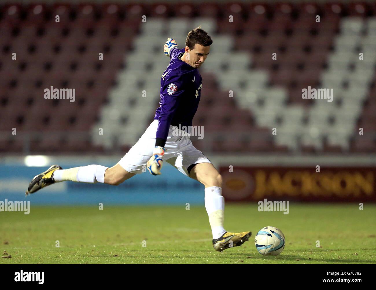 Soccer - Sky Bet League One - Coventry City v Bradford City - Sixfields Stadium - Stock Image