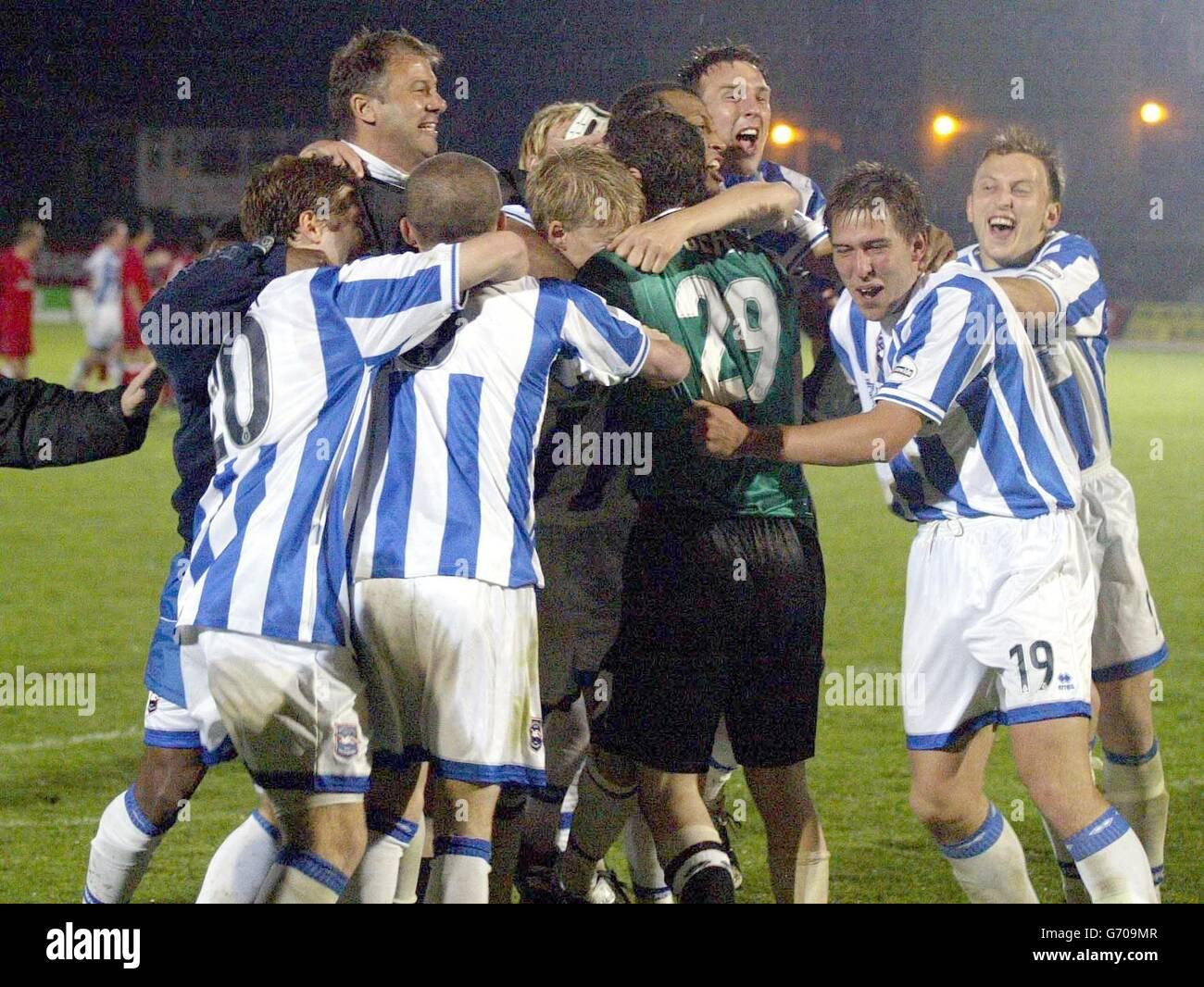 Swindon Town Football Club Stadium Stock Photos & Swindon