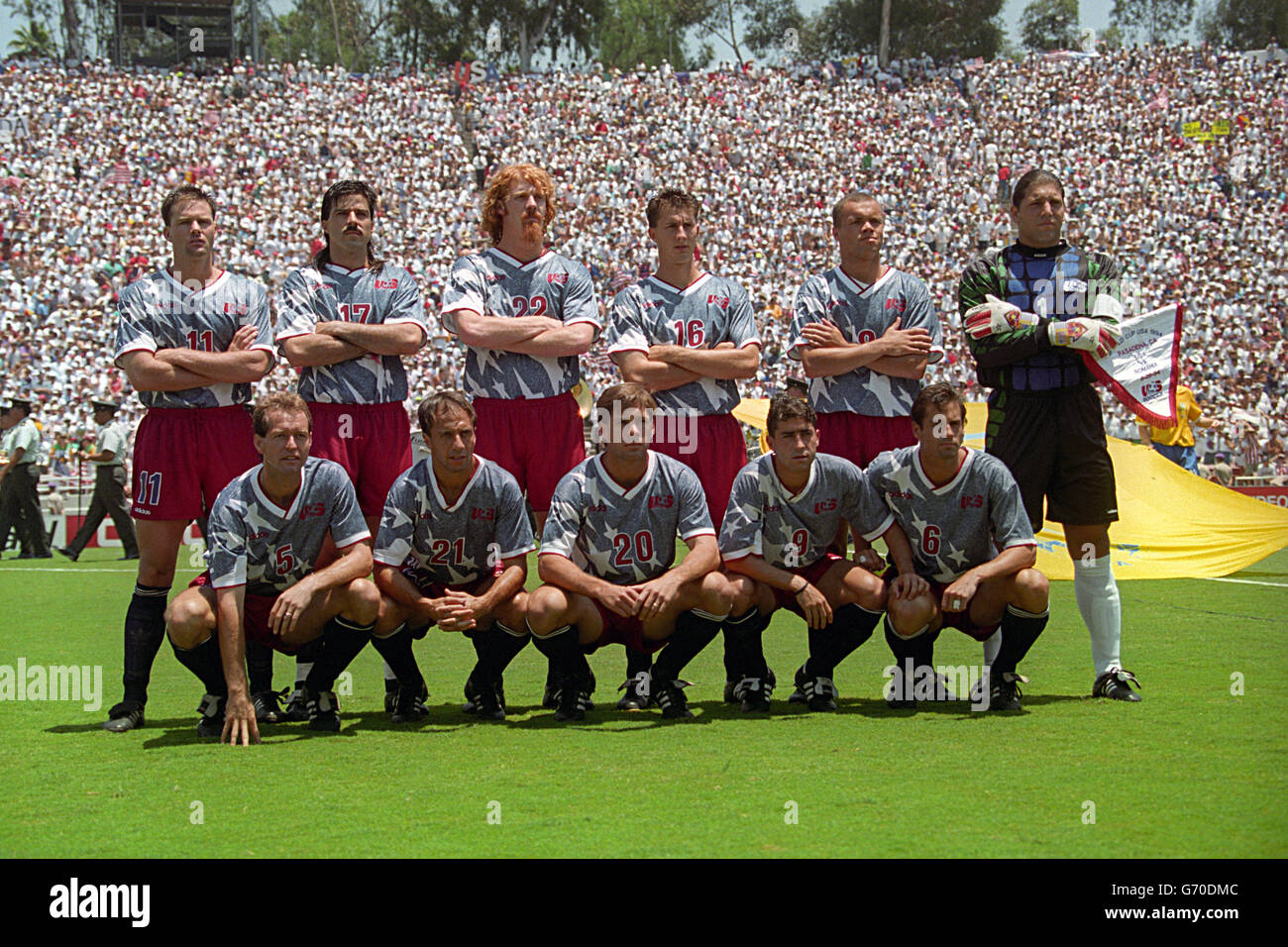 Image result for USA Romania 1994