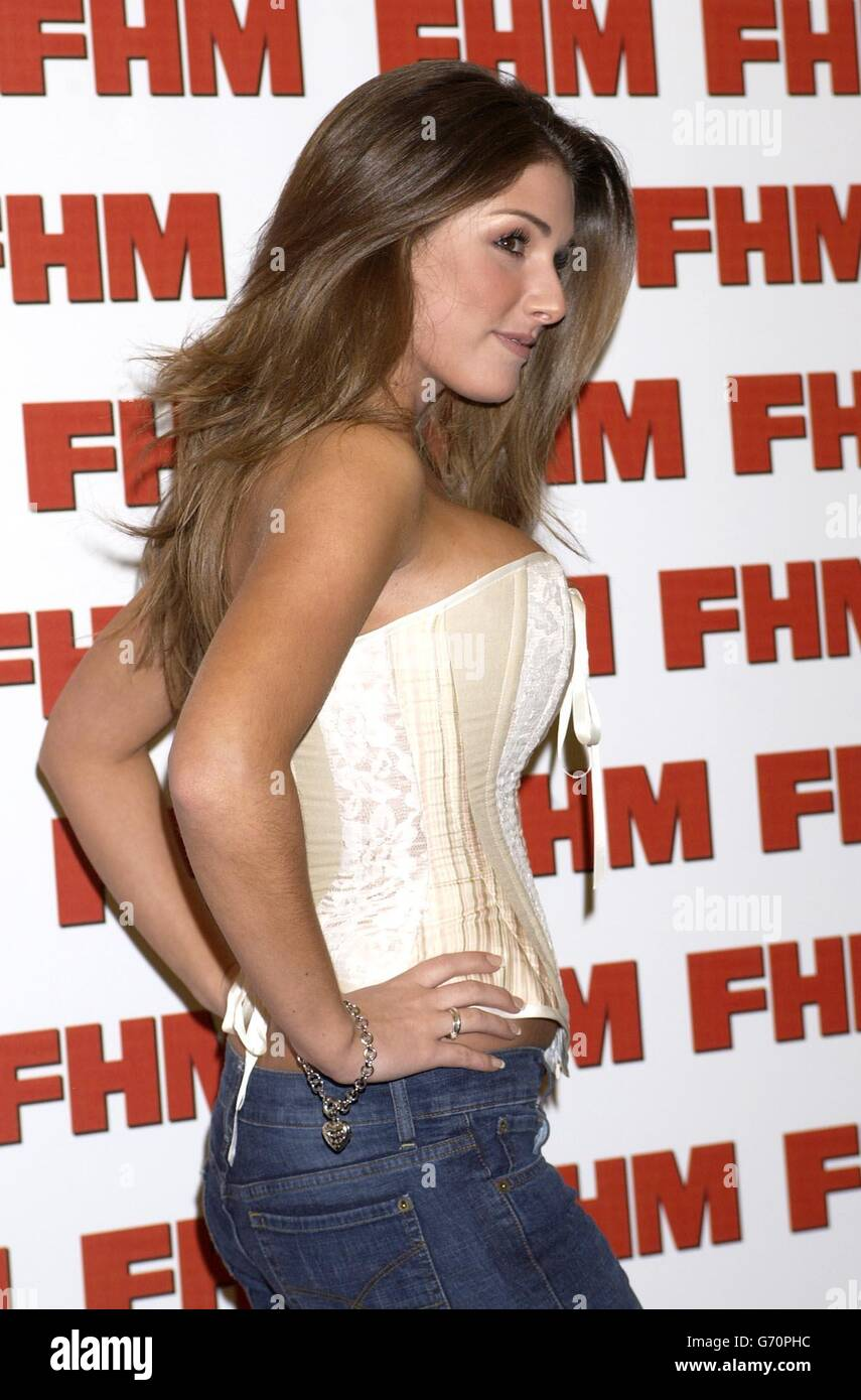 Lucy Pinder Education