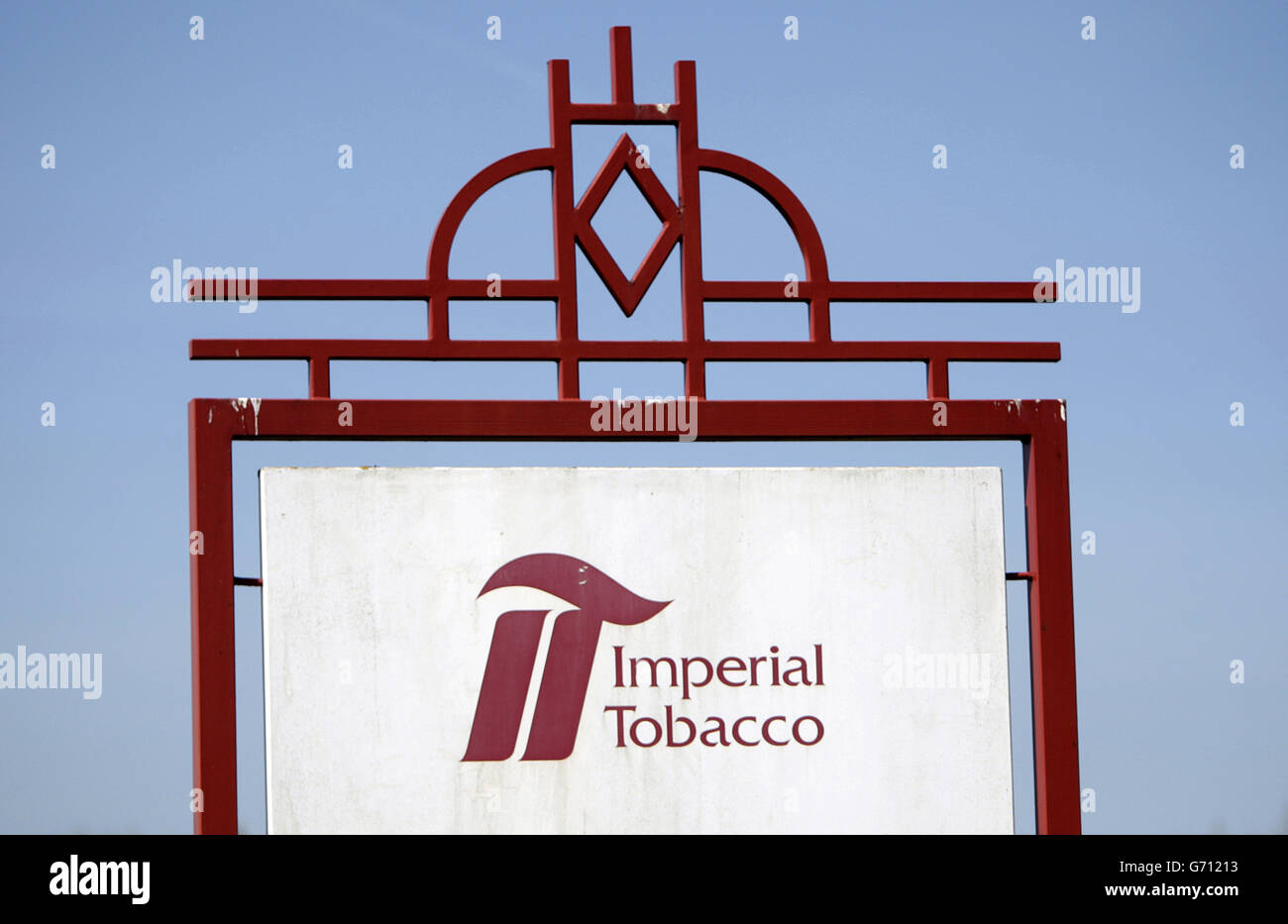 Imperial Tobacco Restructuring Stock Photos Imperial Tobacco