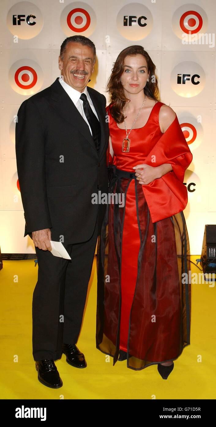 Alfonso Arau 57th Cannes Film Festival - Stock Image