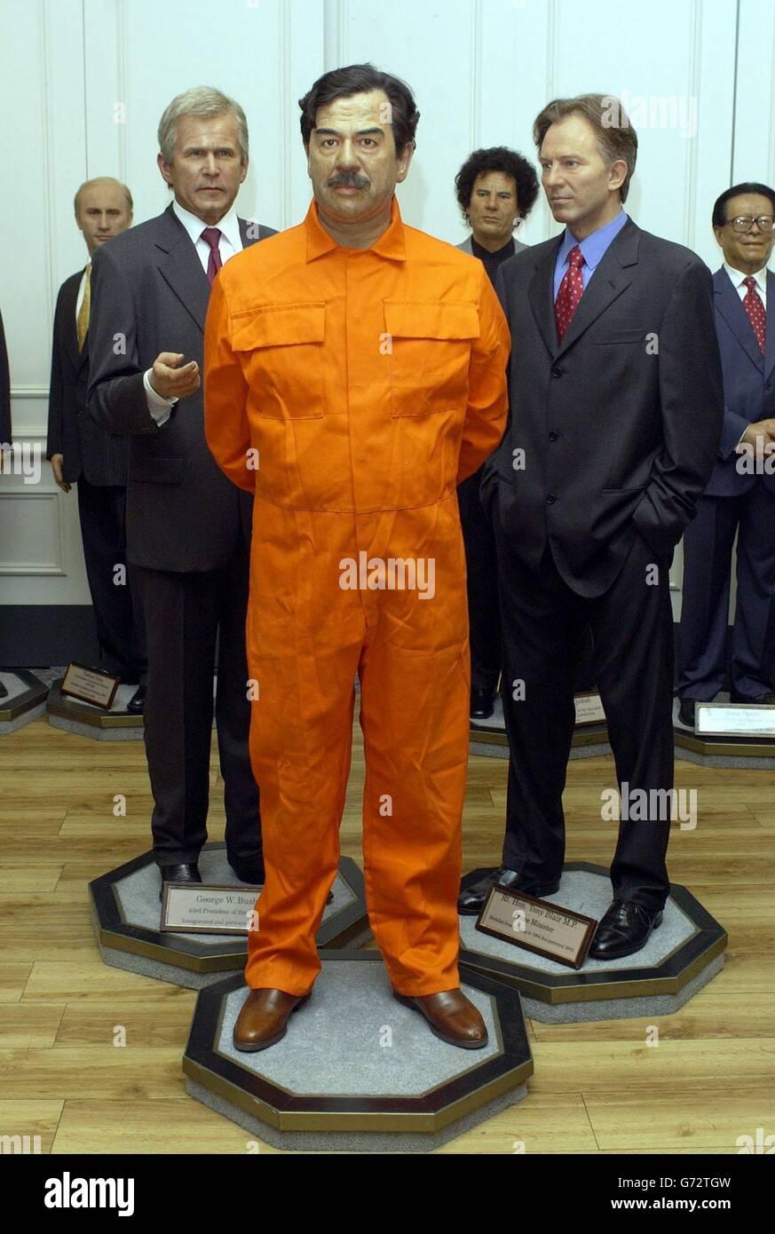 SHOWBIZ Saddam 1 - Stock Image