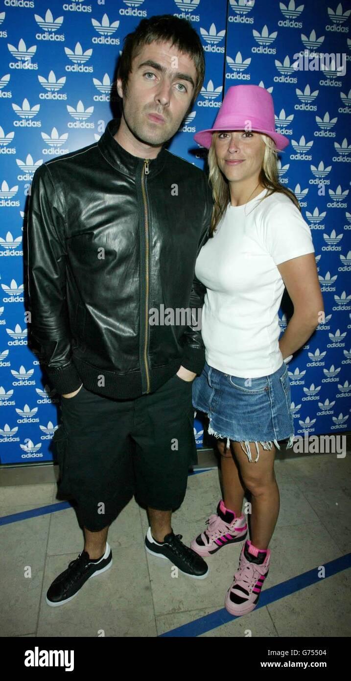 Liam Gallagher Adidas Originals store