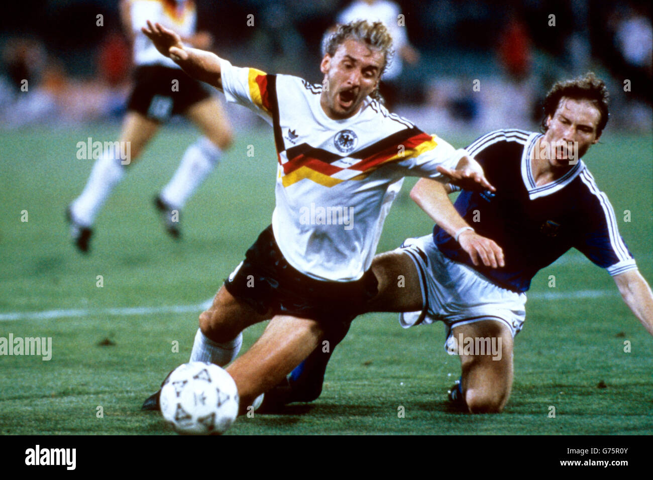 a45406720 Soccer - 1990 FIFA World Cup - Final - West Germany v Argentina - Stadio  Olimpico, Rome