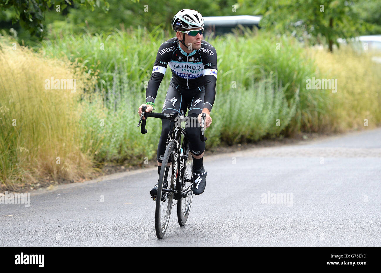 Cycling - Tour de France Preview - Day Four Stock Photo