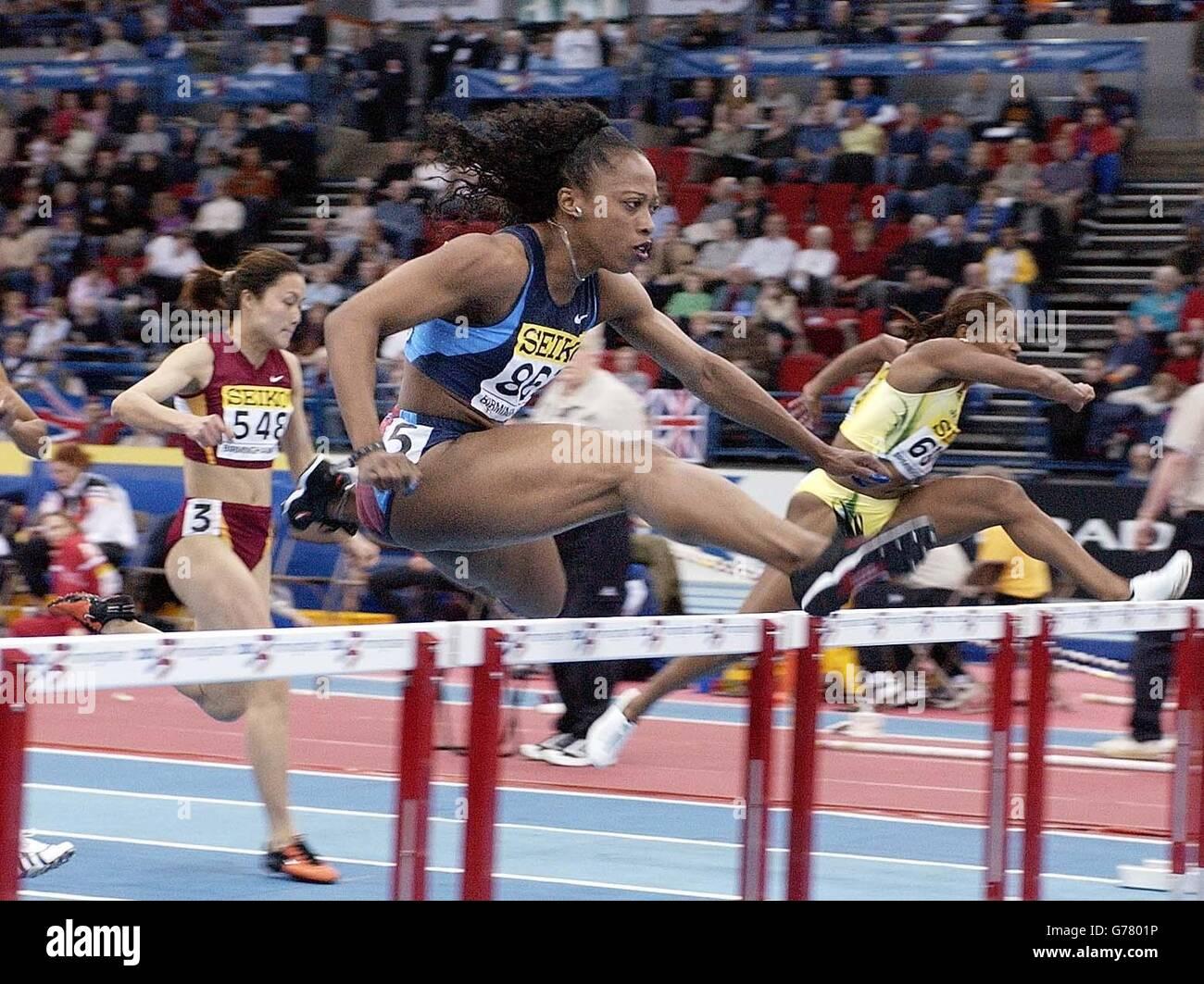 Indoor Championships Devers - Stock Image
