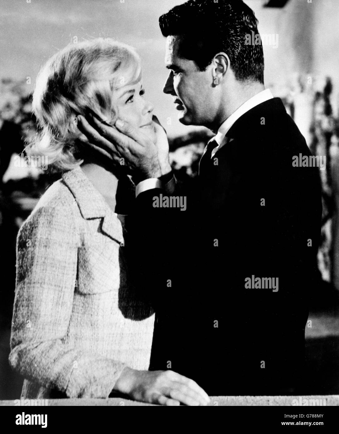 Film - Move Over, Darling - Stock Image