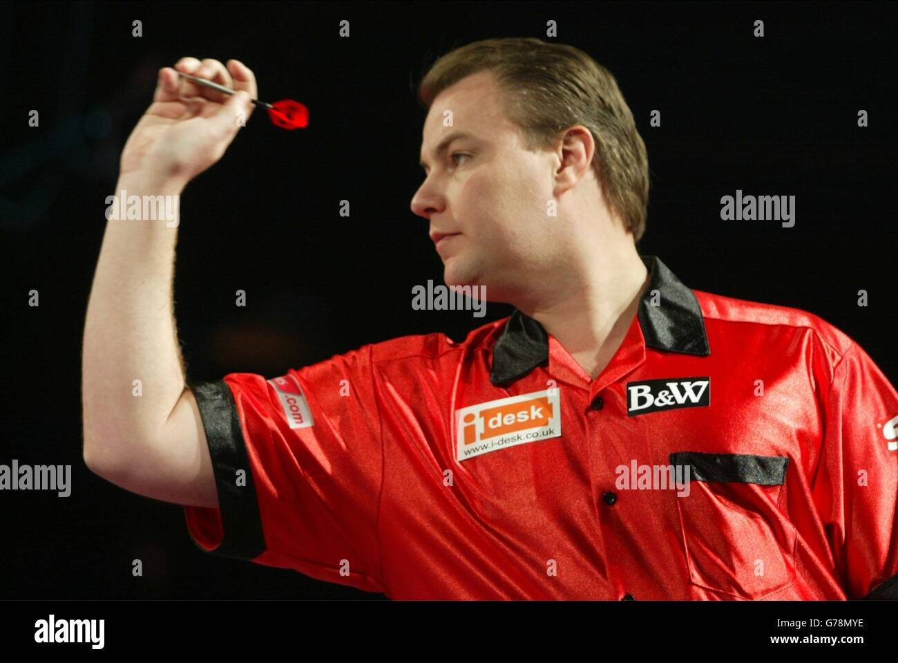 John Part World Darts Stock Photo - Alamy