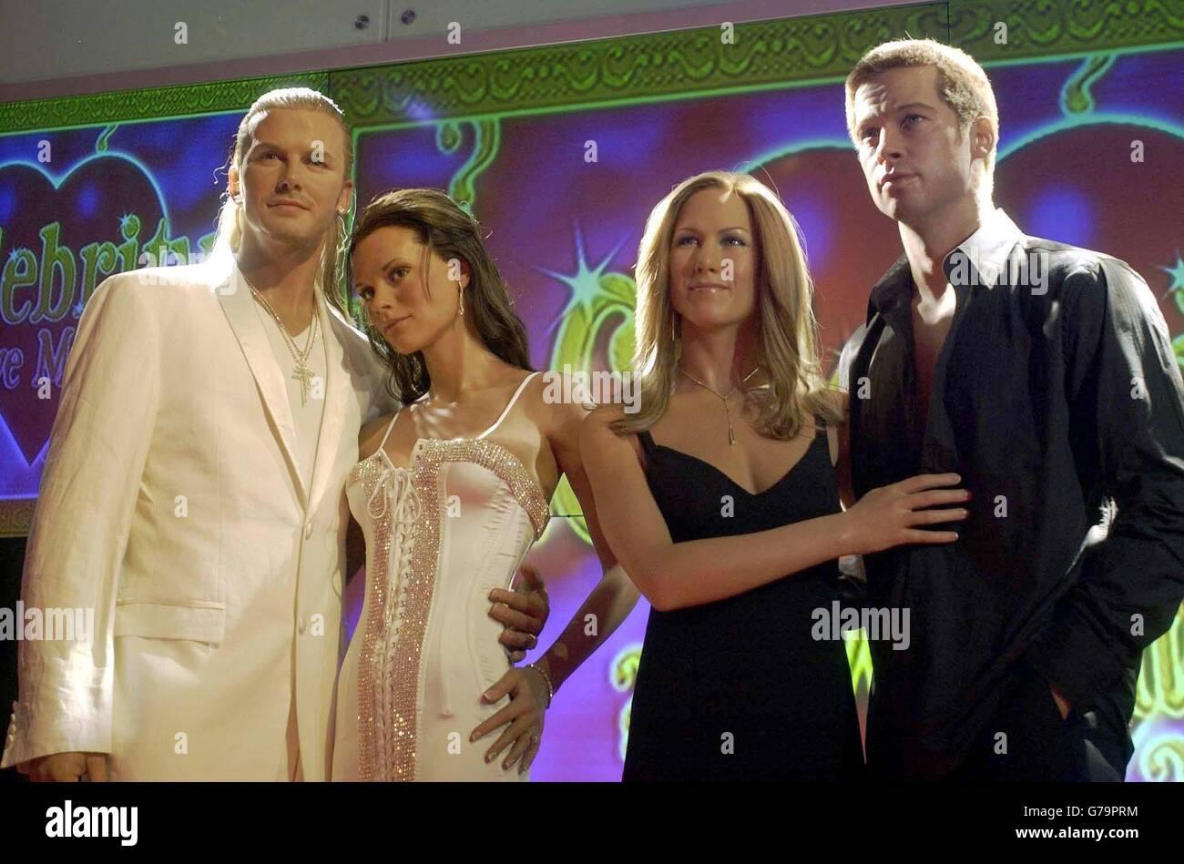 SHOWBIZ Aniston 3 - Stock Image