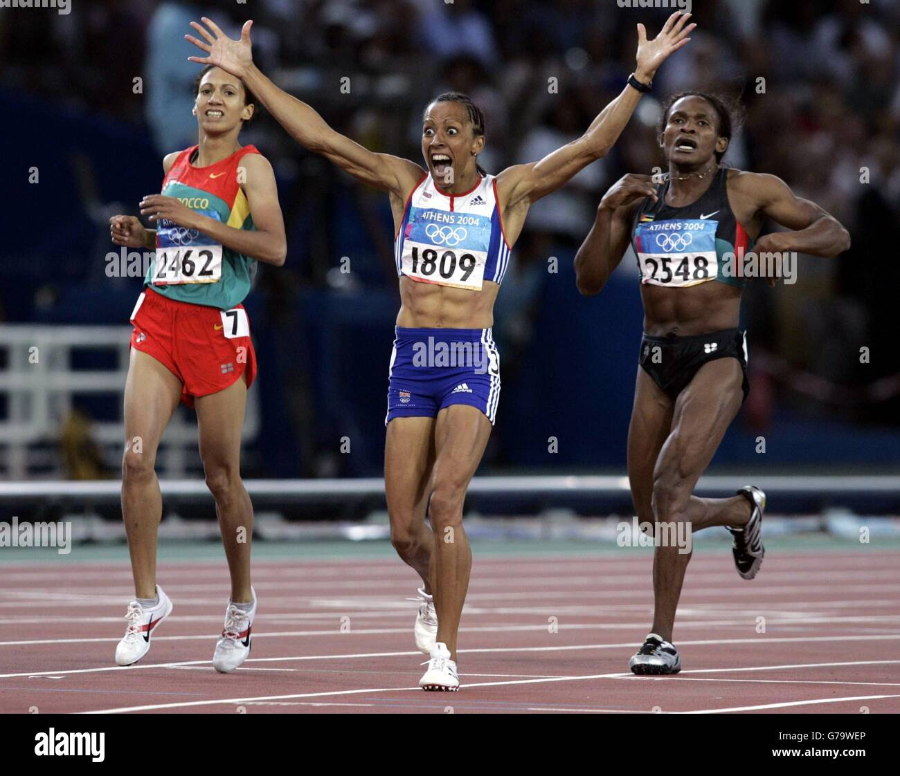 pictures Kelly Holmes 3 Olympic medals in middle distance running